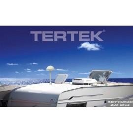 TERTEK® Combi 4G/LTE med mast og top-luk