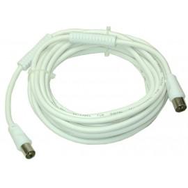 Comega Coax kabel 5,0m