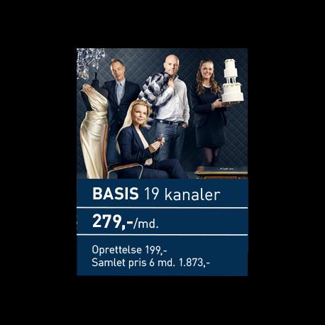 ViasatBasis 279,- all inclusive