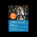 ViasatTotal 549,- all inclusive