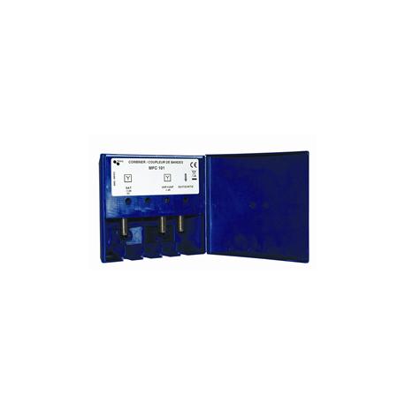 Udendørs MFC 101 Sat/TV combiner