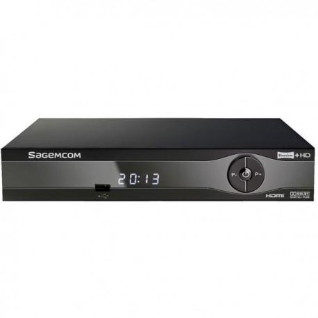 Sagemcom -HD+2 T2 500GB