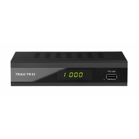 TRIAX TR63 til Tyske kanaler